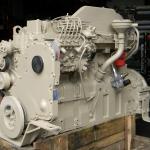 Двигатель Буровой установки
