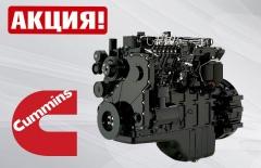 Двигатель Камминз